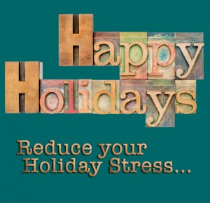 Reduce Your Holiday Stress From Total Chiro