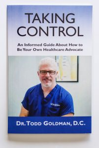 Taking Control by Dr. Todd Goldman of Total Chiro