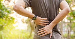 Lower Back Pain with Total Chiro