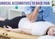 Non Surgical Alternatives to Back Pain
