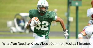 Common Football Injuries with Total Chiro