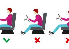 Correct Driving Posture