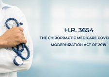 H.R. 3654, The Chiropractic Medicare Coverage Modernization Act Of 2019