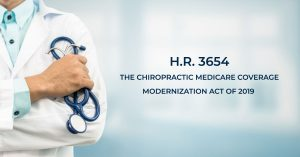 The Chiropractic Medicare Coverage Modernization Act Of 2019