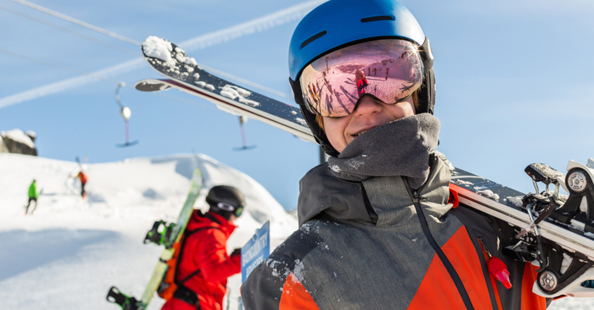 Winter Sports Injuries and Back Pain