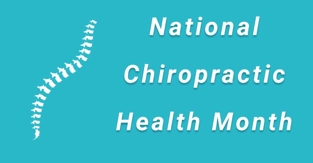 National Chiropractic Health Month: Stay Active and Adaptive