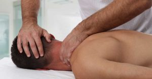 first chiropractic adjustment