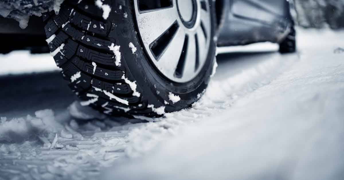 Tips for Driving on Icy Roads This Winter